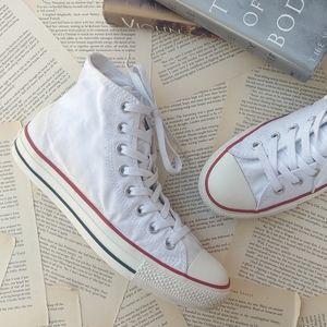 CONVERSE CTAS High Top Canvas Sneakers